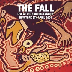 Live at the Knitting Factory - New York - 9 April 2004 - 1
