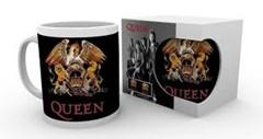 Queen Crest Mug - 1