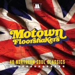 Motown Floorshakers: 40 Northern Soul Classics - 1