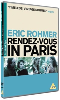 Rendez-vous in Paris - 1