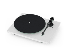 Pro-Ject T1 BT White Bluetooth Turntable - 1