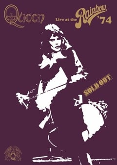 Queen: Live at the Rainbow '74 - 1
