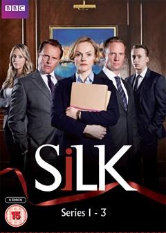 Silk: Series 1-3 - 1