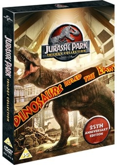 Jurassic Park: Trilogy Collection - 2