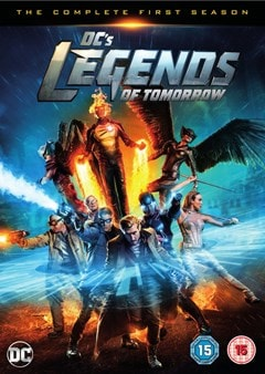DC's Legends of Tomorrow: The Complete First Season - 1