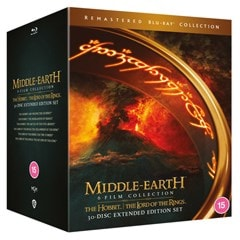 Middle-Earth: 6 Film Collection - Extended Edition - 2