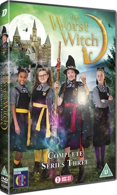 The Worst Witch: Complete Series 3 - 2