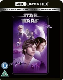 Star Wars: Episode IV - A New Hope - 1