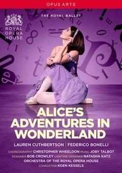Alice's Adventures in Wonderland: The Royal Ballet (Kessels) - 1