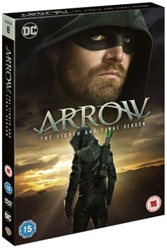 Arrow: The Eighth and Final Season - 2
