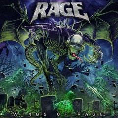 Wings of Rage - 1