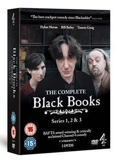 Black Books: Series 1-3 - 2