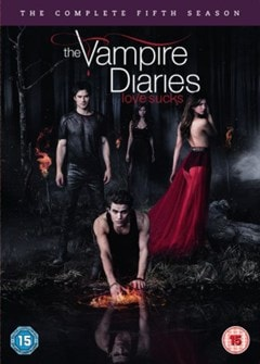 The Vampire Diaries: The Complete Fifth Season - 1