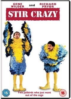 Stir Crazy - 1
