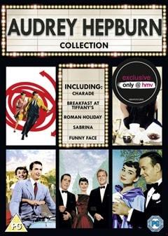Audrey Hepburn Collection - 1
