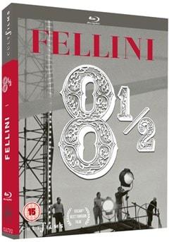 Fellini's 8 1/2 - 2