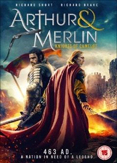 Arthur & Merlin: Knights of Camelot - 1