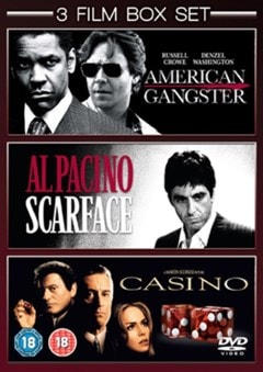 American Gangster/Scarface/Casino - 1