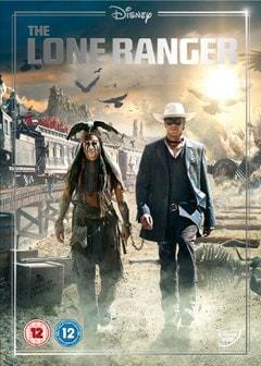 The Lone Ranger - 3