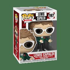 Lewis Capaldi (197) Pop Vinyl - 2