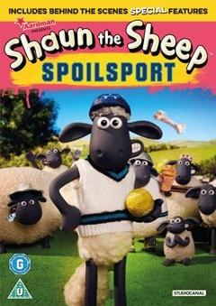 Shaun the Sheep: Spoilsport - 1