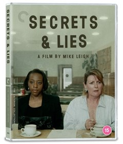Secrets and Lies - The Criterion Collection - 2