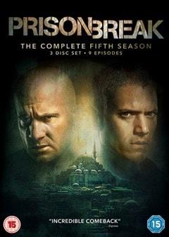 Prison Break: The Complete Fifth Season - 1