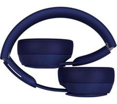 Beats By Dr Dre Solo Pro Wireless Dark Blue Headphones - 2