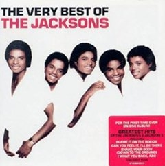 The Very Best of the the Jacksons - 1
