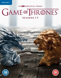 Game of Thrones: The Complete Seasons 1-7 - 1