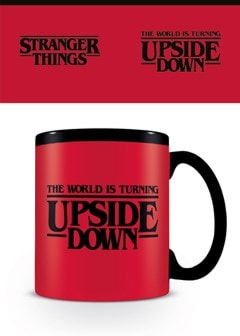 Stranger Things: Upside Down Mug Gift Set - 2