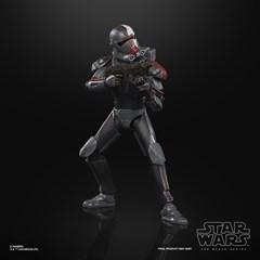 Bad Batch Hunter: Clone Wars: Star Wars Black Series Action Figure - 2