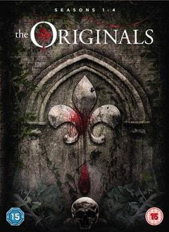 The Originals: Seasons 1-4 - 1