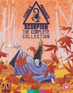 Female Prisoner Scorpion: The Complete Collection - 1