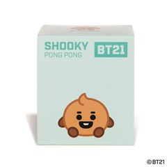 Shooky Baby Pong Pong: BT21 Soft Toy - 4