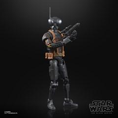 Q9-0: The Mandalorian: Star Wars Black Series Action Figure - 4