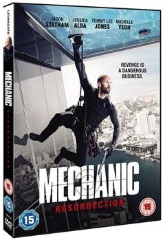 Mechanic - Resurrection - 2
