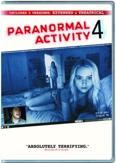 Paranormal Activity 4: Extended Edition - 1