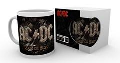 AC/DC Rock Or Bust Mug - 1