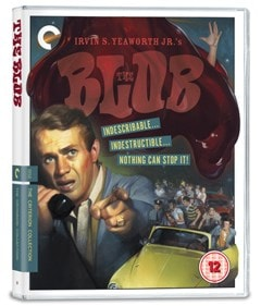 The Blob - The Criterion Collection - 2