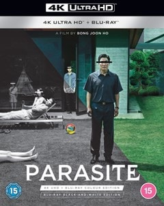 Parasite: Black and White Edition - 1