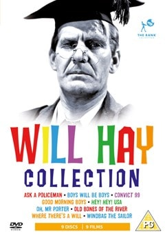 Will Hay Collection - 1