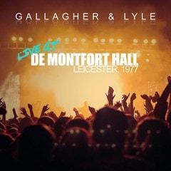 Live at Montfort Hall, Leicester, 1977 - 1
