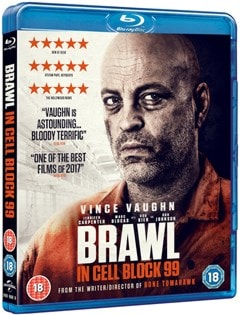 Brawl in Cell Block 99 - 2