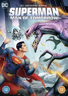 Superman: Man of Tomorrow - 1