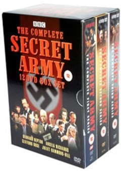 Secret Army: The Complete Series 1-3 - 1