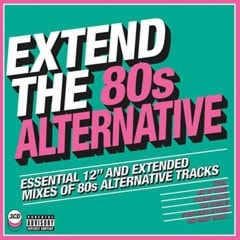 Extend the 80s - Alternative - 2