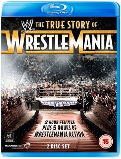 WWE: The True Story of WrestleMania - 1