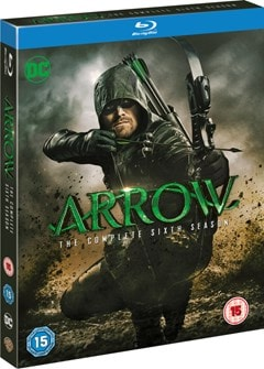 Arrow: The Complete Sixth Season - 2