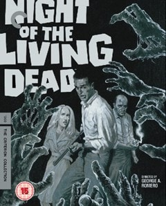Night of the Living Dead - The Criterion Collection - 1
